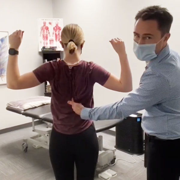 Postural go to exercises for your upper back and neck